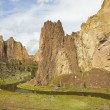 Stock Photo: Smith Rock State Park