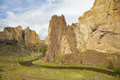Smith Rock State Park — Stock Photo