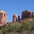 Royalty-Free Stock Photo: Cathedral Rock, Sedona arizona