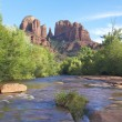Постер, плакат: Cathedral Rock at Red Rock Crossing