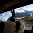 Stockfoto: Travel bus