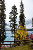 Lago smeraldo — Foto Stock