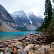 Moraine Lake — Stock Photo #7279176
