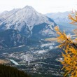 Stock Photo: Banff