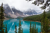 Moraine lake — Stockfoto