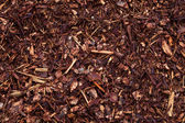 Fertilizer mulch — Stock Photo