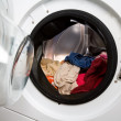 Stock Photo: Clothes Washer