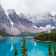 Moraine Lake — Stock Photo #7324031