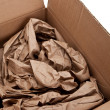 Stock Photo: Packing material