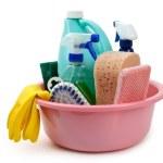 Cleaning Equipment — Stock Photo #7352069
