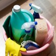 Cleaning Equipment — Stock Photo #7352097