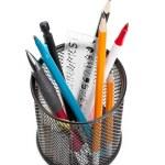 Pen, pencil — Stock Photo