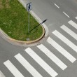 crosswalk — Stock Photo