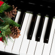 Foto Stock: Piano Key