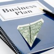 Business Plan — Stock Photo #7454371
