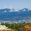 Stock Photo: City vancouver