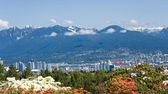 City vancouver — Stock Photo