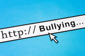 Online Bullying — Stock Photo