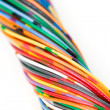 Colorful Cable — Stock fotografie #7584095