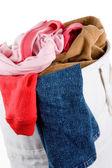 Грязная одежда — Стоковое фото
