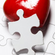 Love Puzzle — Stock Photo #7620340