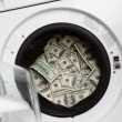 Money laundry — Stock Photo #7690101