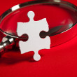 Blank Puzzle — Stock Photo #7690515