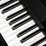 Piano Key — Stock Photo #7765883