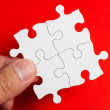 Blank Puzzle — Stock Photo #7766928