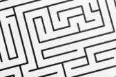 Labyrinth — Stockfoto