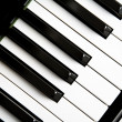 Piano Key — Stock fotografie #7788059