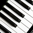 Piano Key — Stock Photo #7788059