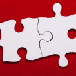 Blank Puzzle — Stock Photo #7788193