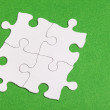 Blank Puzzle — Stock Photo #7802279