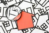 Real Estate Concept — Stock Photo