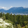 City vancouver - Stock Photo