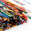 Colorful Cable — Lizenzfreies Foto