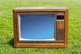 Televisión — Foto de Stock