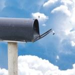 Mailbox — Stock Photo #7962344