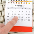 Calendar and Keyboard — Stock Photo #7962424