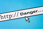 Online safety — Stockfoto