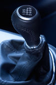 Gear stick . — Stock Photo