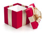 Open gift box. — Stock Photo