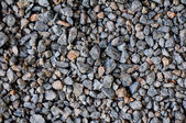 The texture of small stones — Stock Photo