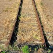 Deadlock on the railroad — Stock Photo