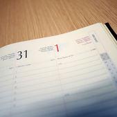 Data di Capodanno — Foto Stock