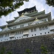 Osaka Castle — Stock Photo
