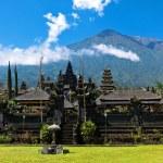 Hindu temple Pura Besakih, Bali — Stock Photo #7622494