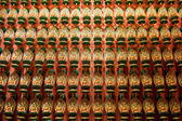 Thousand Buddhas — Stock Photo