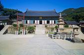 Haeinsa temple — Stock Photo